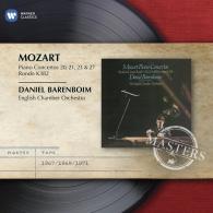 Wolfgang Amadeus Mozart: Mozart: Piano Concertos 20, 21