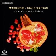 Felix Mendelssohn (Феликс Мендельсон): Lieder Ohne Worte Vol.1