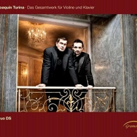 Joaquin Turina (Хоакин Турина): Werke Fur Violine & Klavier