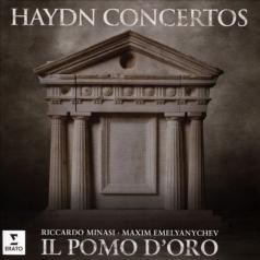 Riccardo Minasi (Рикардо Минаси): Concertos