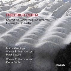 Friedrich Cerha: Cerha: Schlagzeugkonzert