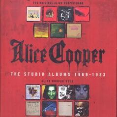 Alice Cooper (Элис Купер): The Studio Albums 1969-1983