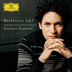 Gustavo Dudamel (Густаво Дудамель): Beethoven: Symph.5,7