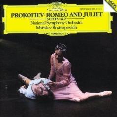 Mstislav Rostropovich (Мстислав Ростропович): Prokofiev: Romeo and Juliet, Opp.64a & b