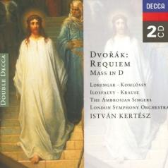 Istvan Kertesz (Иштван Кертес): Dvorak: Requiem/ Mass In D