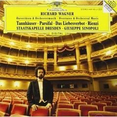 Staatskapelle Dresden (Саксонская государственная капелла): Wagner: Overtures