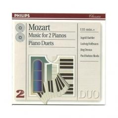 Mozart: Music For 2 Pianos/ Piano Duets