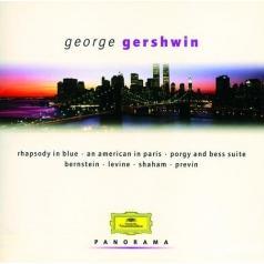 Leonard Bernstein (Леонард Бернстайн): Gershwin: Panorama