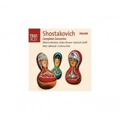 Shostakovich: The Complete Concertos