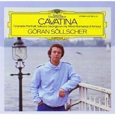 Isaac Albeniz: Cavatina