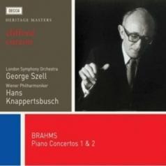 Sir Clifford Curzon (Клиффорд Курзон): Brahms: The Piano Concertos