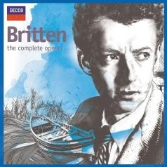 Benjamin Britten (Бенджамин Бриттен): Britten: The Operas