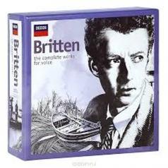 Benjamin Britten (Бенджамин Бриттен): Britten: The Complete Works For Voice