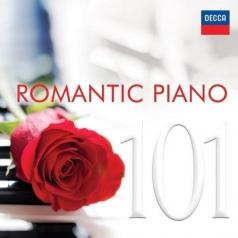 101 Romantic Piano Music