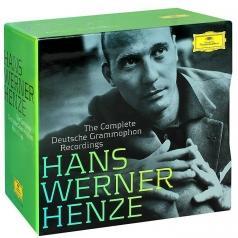 Hans Werner Henze - The Complete DG Recordings