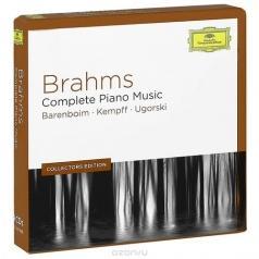Brahms: Keyboard Works