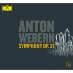 Pierre Boulez (Пьер Булез): Webern: Symphony Op.21