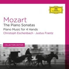 Mozart: Piano Sonatas, Piano Music For 4 Hands