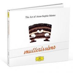 Anne-Sophie Mutter (Анне-Софи Муттер): The Art Of