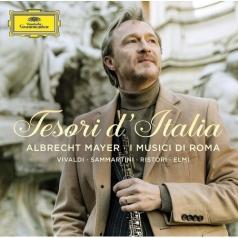 Albrecht Mayer (Альбрехт Майер): Tesori d'Italia