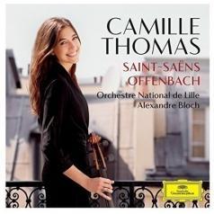 Camille Thomas (Камилле Томас): Saint-Saens, Offenbach