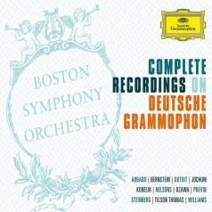Boston Symphony Orchestra (Бостонский симфонический оркестр): Complete Recordings On DG