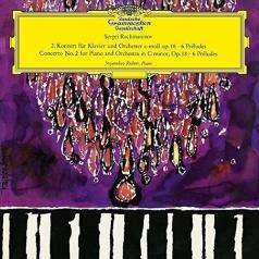 Sviatoslav Richter (Святослав Рихтер): Rachmaninov: Piano Concerto No.2; 6 Preludes