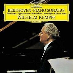 Wilhelm Kempff: Beethoven: Piano Sonatas Nos.8, 14, 23