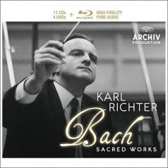 Karl Richter (Карл Рихтер): Sacred Works