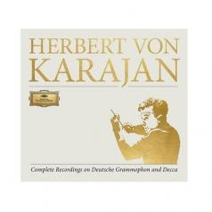 Herbert von Karajan (Герберт фон Караян): Complete Recordings On DG And Decca