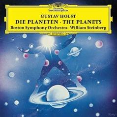 Boston Symphony Orchestra (Бостонский симфонический оркестр): Holst: The Planets, Op.32