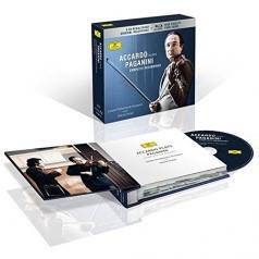 Salvatore Accardo (Сальваторе Аккардо): Accardo Plays Paganini - The Complete Recordings