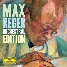 Reger Max (Макс Регер): The Orchestral Edition
