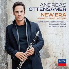 Andreas Ottensamer (Андреас Оттенсамер): Stamitz Concertos