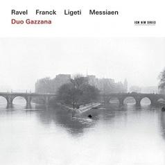 Duo Gazzana: Ravel/Franck/Messiaen/Ligeti