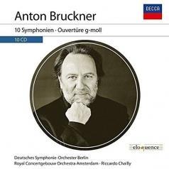 Riccardo Chailly (Рикардо Шайи): Bruckner: Symphonien