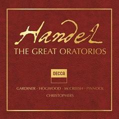 Handel: The Great Oratorios