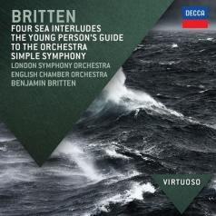 Benjamin Britten (Бенджамин Бриттен): Britten: Four Sea Interlude; Simple Symphony