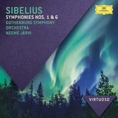 Neeme Järvi (Неэме Ярви): Sibelius: Symphonies 1 & 6