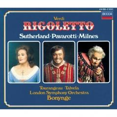 Richard Bonynge: Verdi: Rigoletto