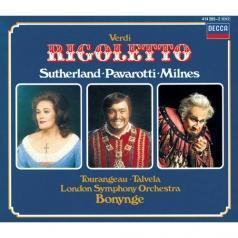 Richard Bonynge (Ричард Бонинг): Verdi: Rigoletto