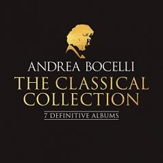 Andrea Bocelli (Андреа Бочелли): The Complete Classical Albums