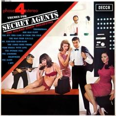 Roland Shaw Orchestra (Роланд Шав Оркестра): Themes For Secret Agents