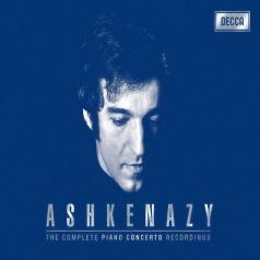 Vladimir Ashkenazy (Владимир Ашкенази): The Complete Concerto Recordings