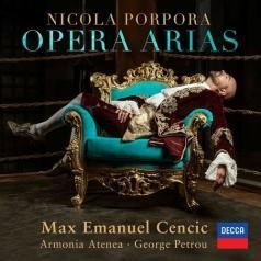 Max Cencic: Porpora: Arias