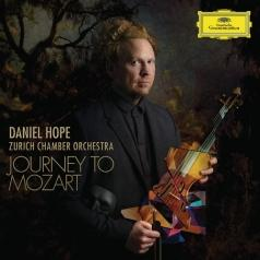 Zurich Chamber Orchestra Daniel Hope: Journey To Mozart