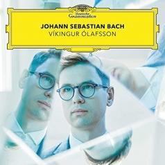 Ólafsson Víkingur: Johann Sebastian Bach