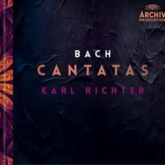 Karl Richter (Карл Рихтер): Bach: Cantatas
