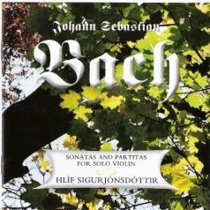 Carmignola Giuliano: Bach: Sonatas & Partitas