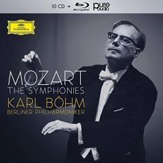 Böhm Karl (КарлБём): Mozart: The Complete Symphonies